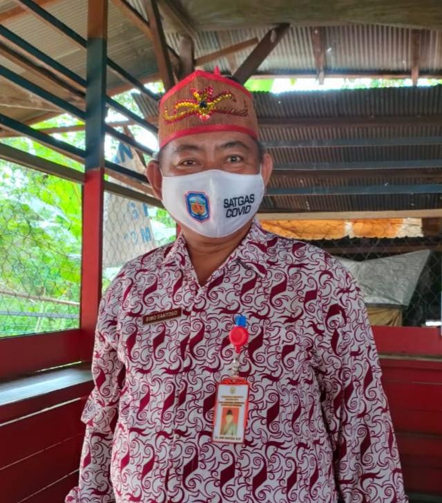 Kadis Kominfo SP Murung Raya Bimo Santoso