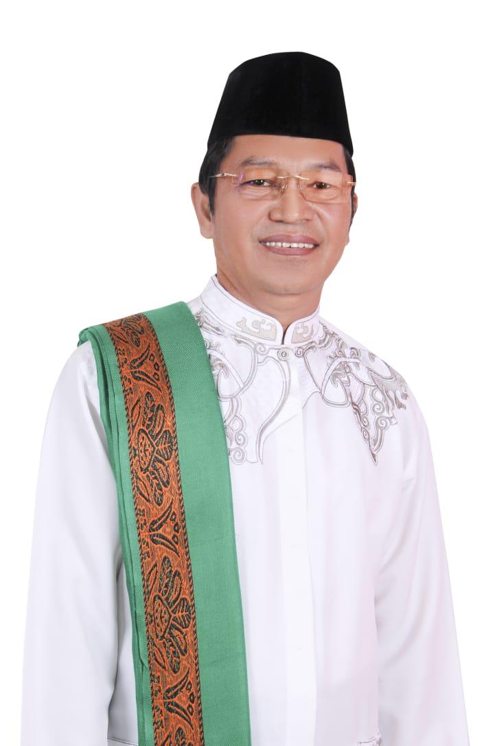 Foto : Ketua PHBI Kabupaten Barito Selatan, Drs. Zainal Abidin.