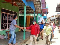 Ketua Dewan Mura Tinjau Rencana Pembangunan Masjid
