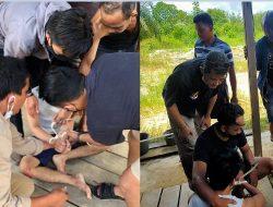 Edar Sabu-sabu, Bule Murung Raya Diciduk Polisi