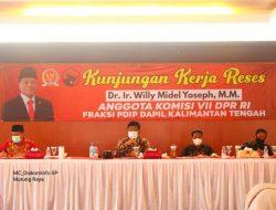 Anggota Komisi VII DPR RI Kunker ke Mura