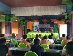 Sekda Hermon Buka Sosialisasi Blok Pengelolaan Cagar Alam Bukit Sapat Hawung