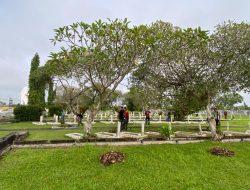 Peringati HUT Pomad ke 75, Pomdam Tanjungpura Bersihkan TMP