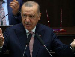 Presiden Turki Tayyip Erdogan Ultimatum Taliban