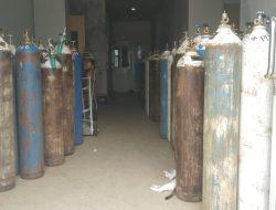 Gawat, Stok Oksigen di RSUD Muara Teweh Darurat