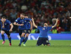 Piala Eropa 2020, Italia ke Final!