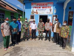 Dandim 1012 Buntok Minta Pemerintah Desa Siapkan Rumah Isolasi Pasien Covid-19