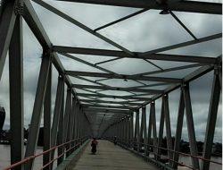 Warga Muara Bakah Dukung PUPR Kalteng Bangun Jembatan Penyebrangan di Kecamatan Lahei
