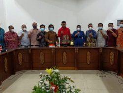 DPRD Banjarbaru Sambangi DPRD Barito Utara, Kaji Banding Terkait WTP