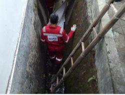 Pasien Covid-19 Ditemukan Tewas di Selokan. Ia Sempat Kabur Dari Rumah Sakit