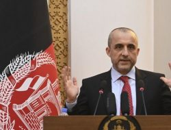 Wakil Presiden Amrullah Saleh Umumkan Diri Selaku Presiden Afghanistan
