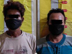 Dua Pengedar Sabu Gunung Mas Diringkus Polisi