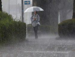 Minggu Besok: Semua Kota di Kalimantan Tengah Hujan
