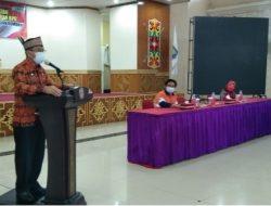 Tingkatkan Kapasitas dan Kualitas, Dinas PMD dan PT IMK Latih 13 Pemdes di Murung Raya