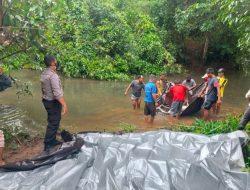 Geger, Penemuan Mayat Wanita Mengapung di Sungai