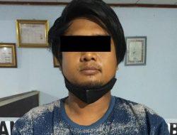 Simpan Satu Paket Sabu Seorang Pedagang Diamankan Polisi