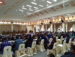 DPRD Barut Gelar Paripurna Terkait Raperda Perubahan APBD Tahun 2021