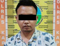 Miliki Sabu, Karyawan Perusahaan Kelapa Sawit Diringkus Polisi Saat Rapat