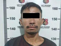 Kesal Dituduh Mencuri Buah Sawit Teman Sendiri Dibacok