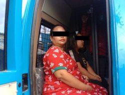 Puluhan Budak Sabu Puntun Diamankan Dua Diantaranya Wanita