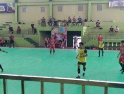8 Tim Adu Skill di Karang Taruna Fun Futsal Cup 2021