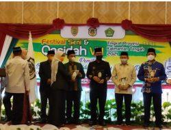 Juara FSQ Tingkat Provinsi, Dua Wakli Mura Ketingkat Nasional