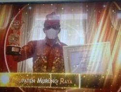 Pemkab Mura Raih Penghargaan Anugerah Parahita Ekapraya
