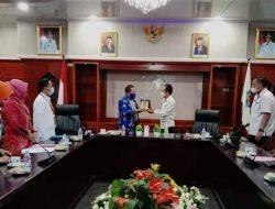 Mura Terima Kunjungan Ketua Pengadilan Tinggi Agama Palangka Raya