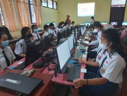 Diknas Bartim Gelar Asesmen Nasional Tingkat SMP
