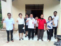 Kepala Desa Pulau Padang Bikin MoU Membangun Perpustakaan Maharati