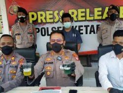 Laki-laki di Sampit Ini Ditangkap Polisi, Karena Ubah Warna Pertalite Mirip Premium