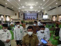 Bupati Barito Timur Komitmen Beri Pelayanan Terbaik Kepada Jamaah Haji dan Umrah