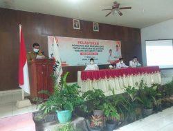Bupati Barito Timur Hadiri Pelantikan Pengurus dan Mukerda DPD PKS