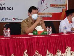 Bupati Barito Timur Ingatkan Masyarakat Jangan Lalai Protokol Kesehatan