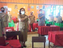 Kegiatan Rutin Memperbaiki Mutu Sekolah di Barito Timur