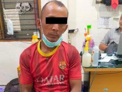 Karyawan Sawit Edarkan 17 Paket Sabu Diringkus Polisi