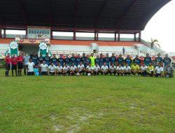 Taruna Legend Palangka Raya VS All Star PSBK Buntok