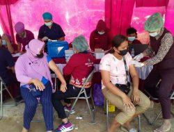 PT Electra Global Bantu Pemerintah Kejar Target Vaksinasi di Barito Selatan