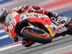 MotoGP AS: Pebalap Repsol Honda Marc Marquez Juaranya