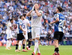 Real Madrid Tumbang 1-2 di Kandang Espanyol